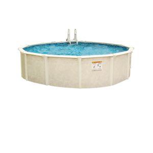 Stalen zwembaden